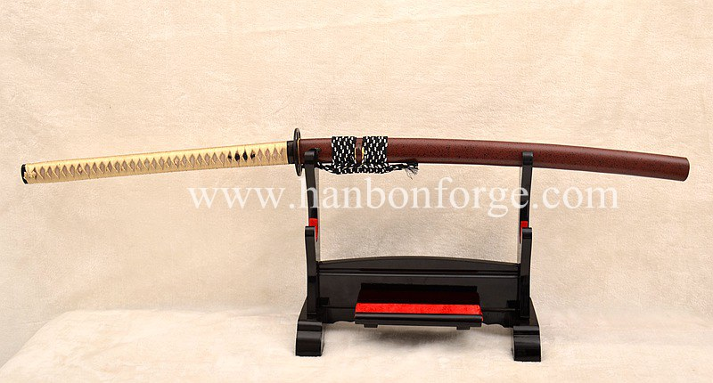 new customized naginata
