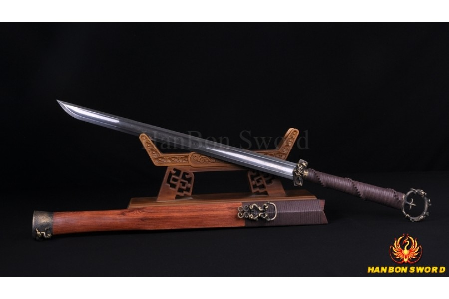 Top Quality Hand Forged Chinese Sword Dao