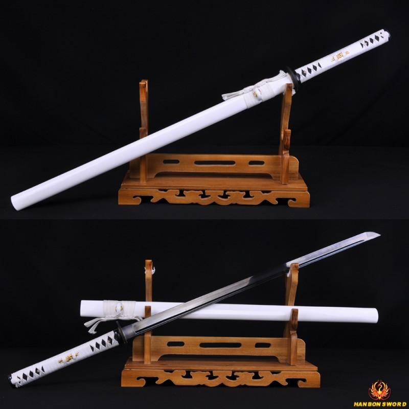 Japanese Swords Ninjato High Carbon Steel Black Blade