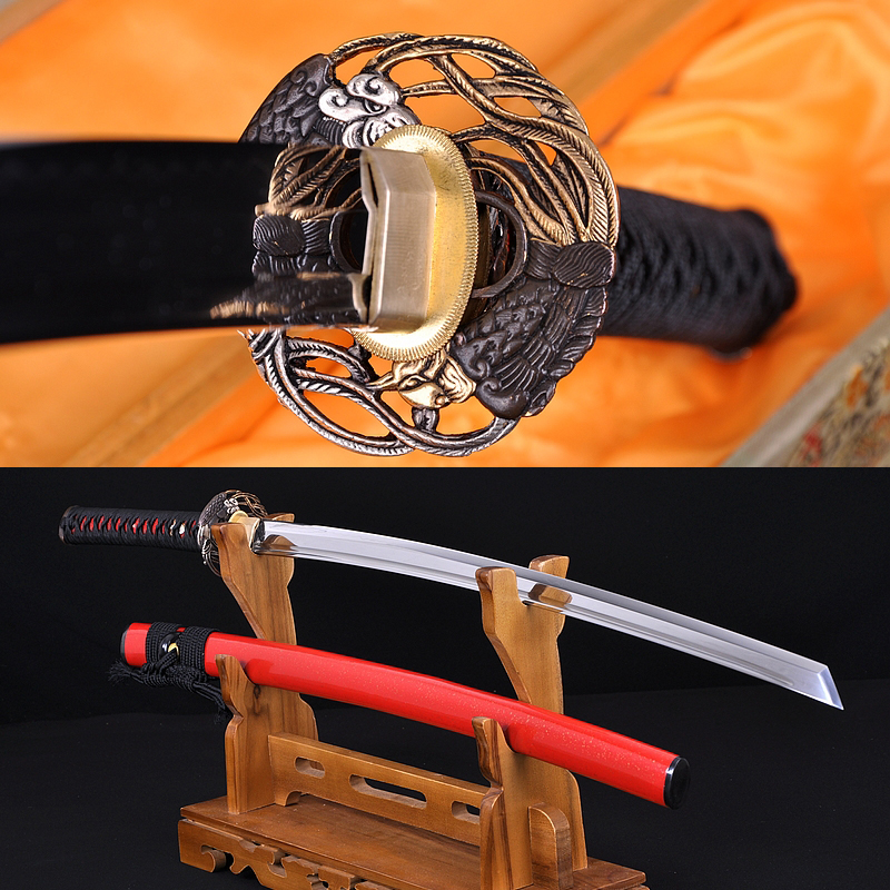 Japanese Sword Samurai KATANA VERY SHARP