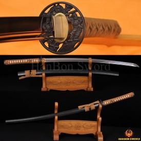 Iaido Swords (UNSHARP) online sale, hanbon forge