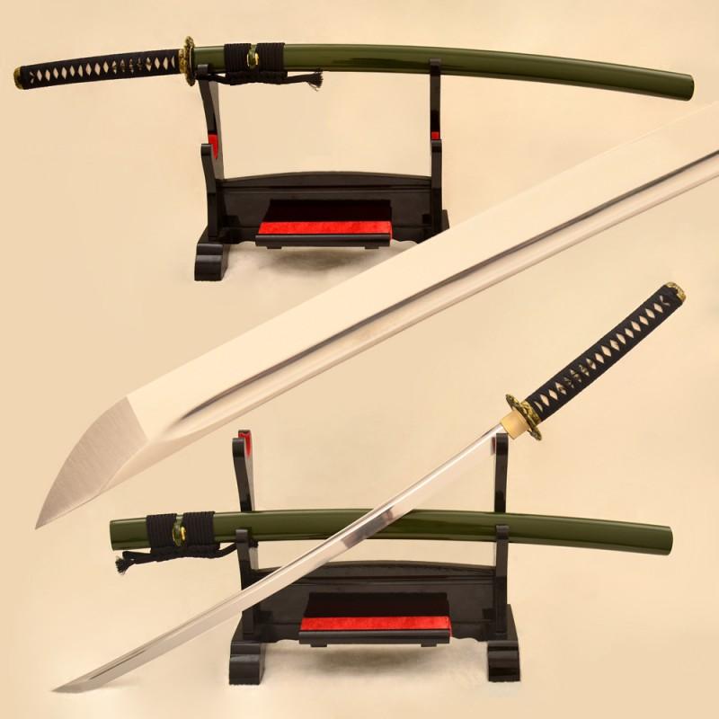 1095 high carbon steel katana - Japanese samurai dragon swords For Sale Handmade