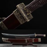 Handmade Chinese Sword Dao (屠龙宝刀)Sword Dragon Theme
