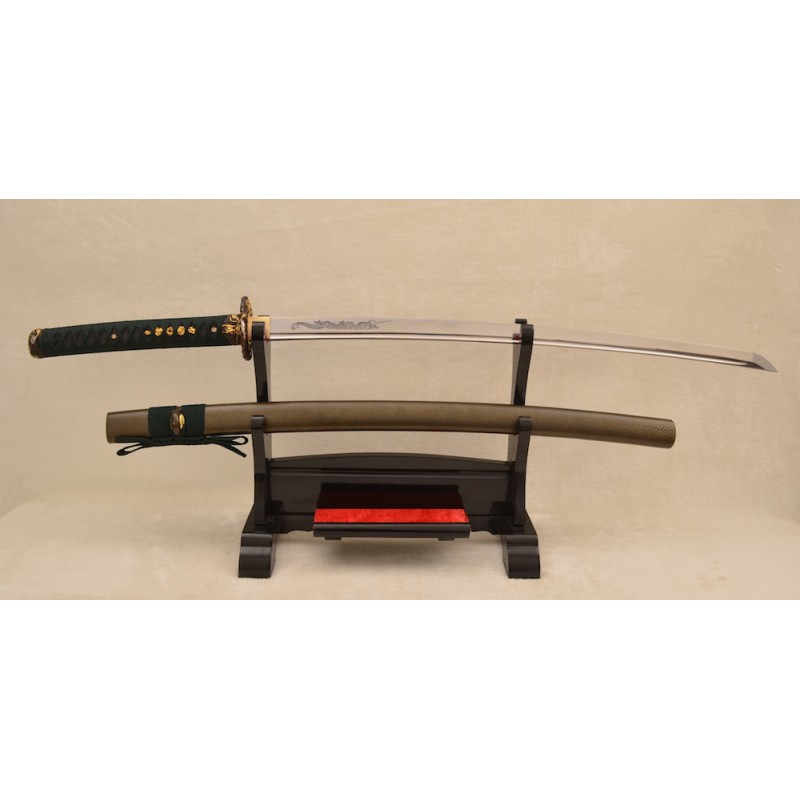 New Customized katana sword for US buyer Josue Alfaro