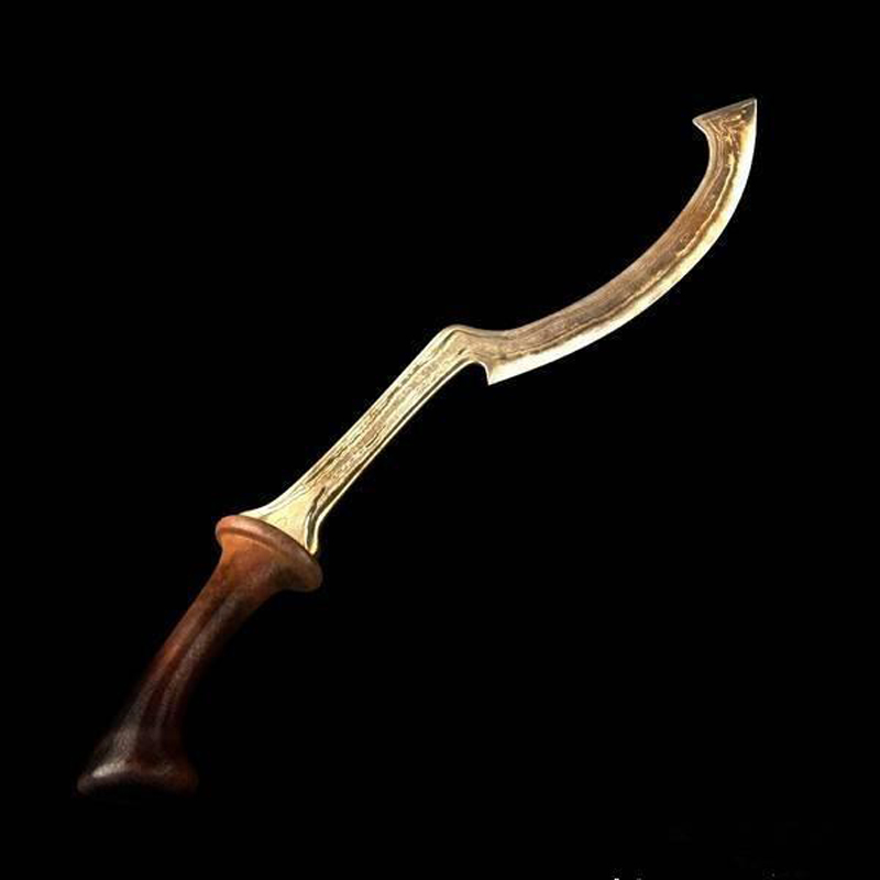 Strange Ancient Weapons (Picture Appreciation)