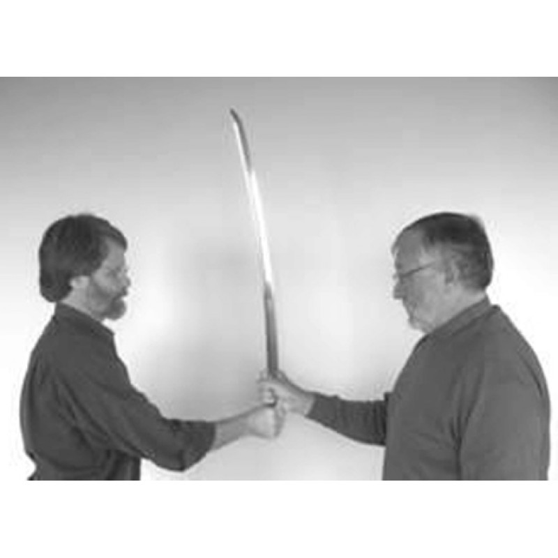 Basic etiquette about Japanese sword
