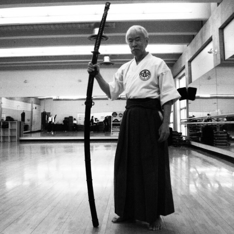 How the japanese ōdachi was used?