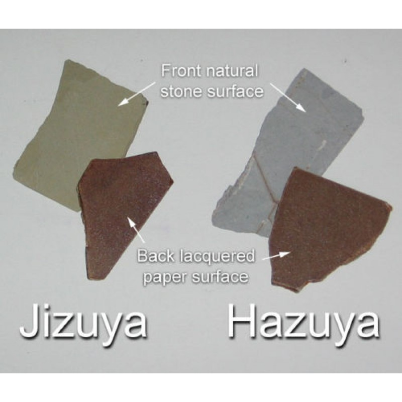 Hazuya polishing process