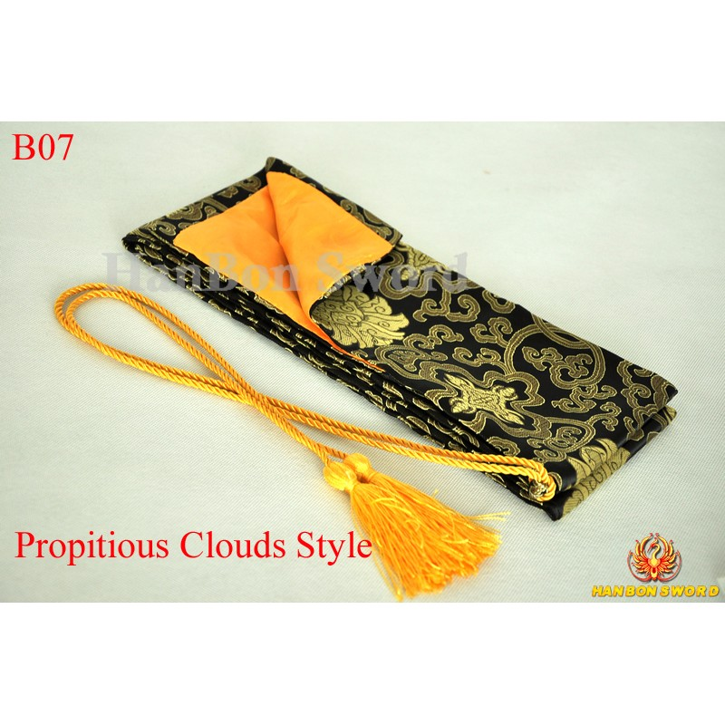 Sword-bags-for-Japanese-samurai-katana-wakizashi-tanto-propitious clouds style
